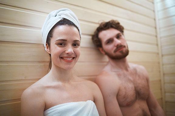 Beitragsbild Sauna